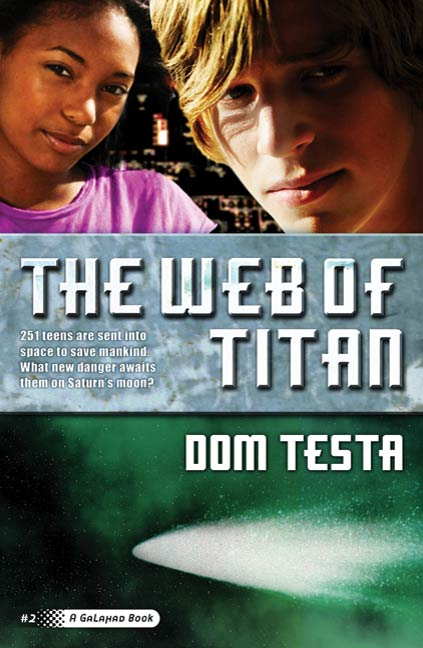 Cover Image: The Web of Titan