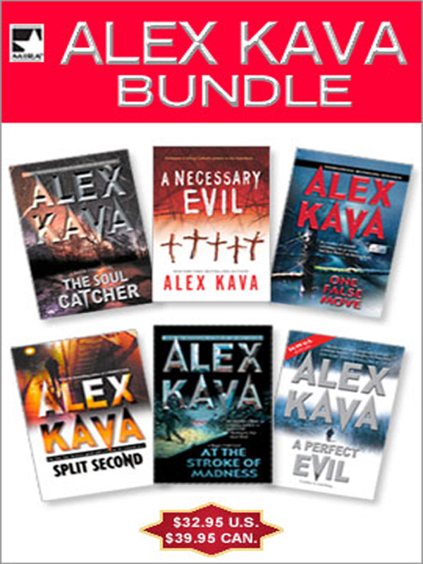 Alex Kava Bundle By: Alex Kava