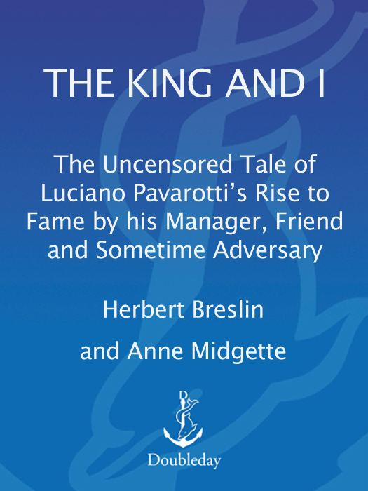The King and I By: Anne Midgette,Herbert Breslin