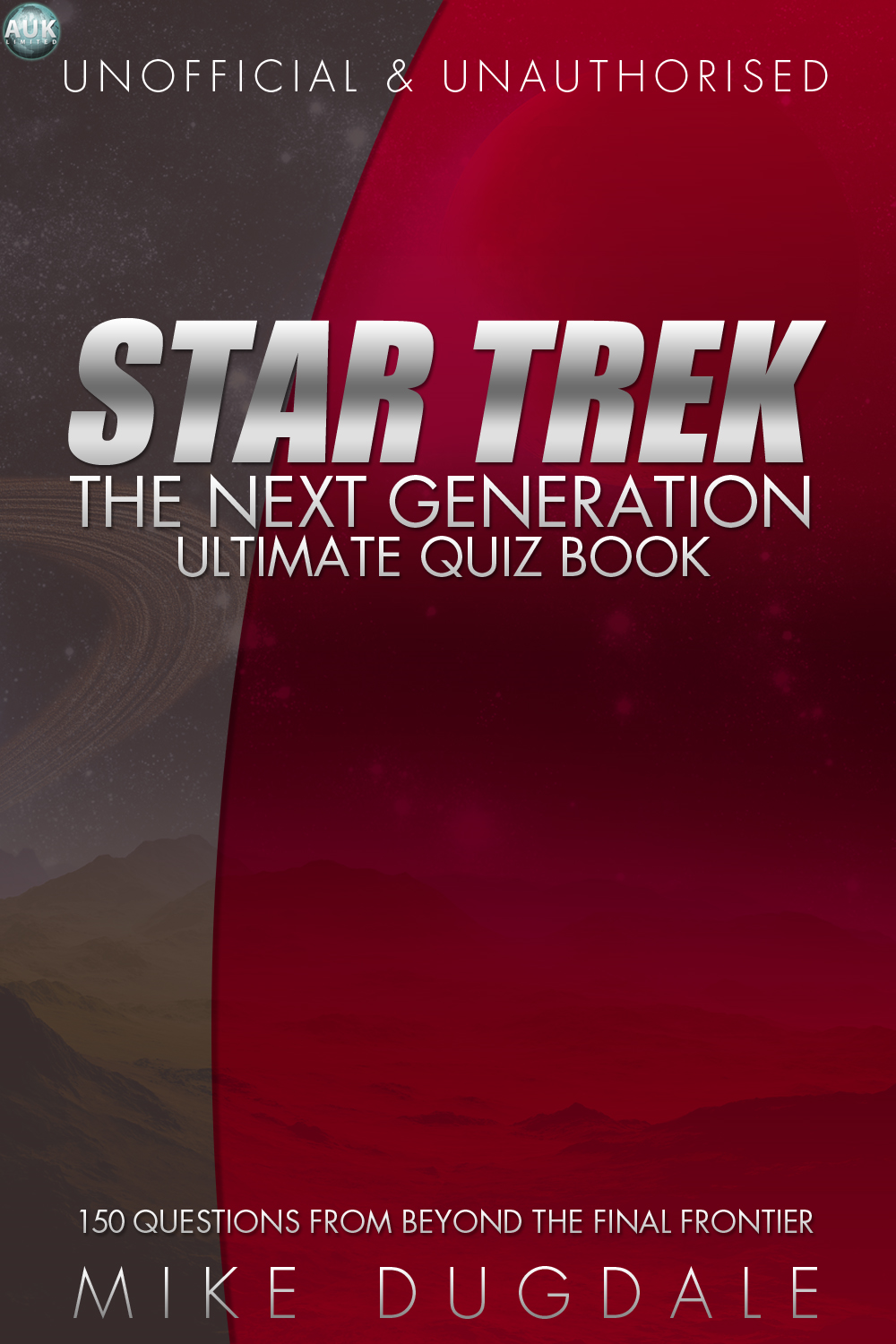 Star Trek: The Next Generation  Ultimate Quiz Book