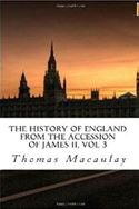 download The History of England from Accession of James II vol IV book