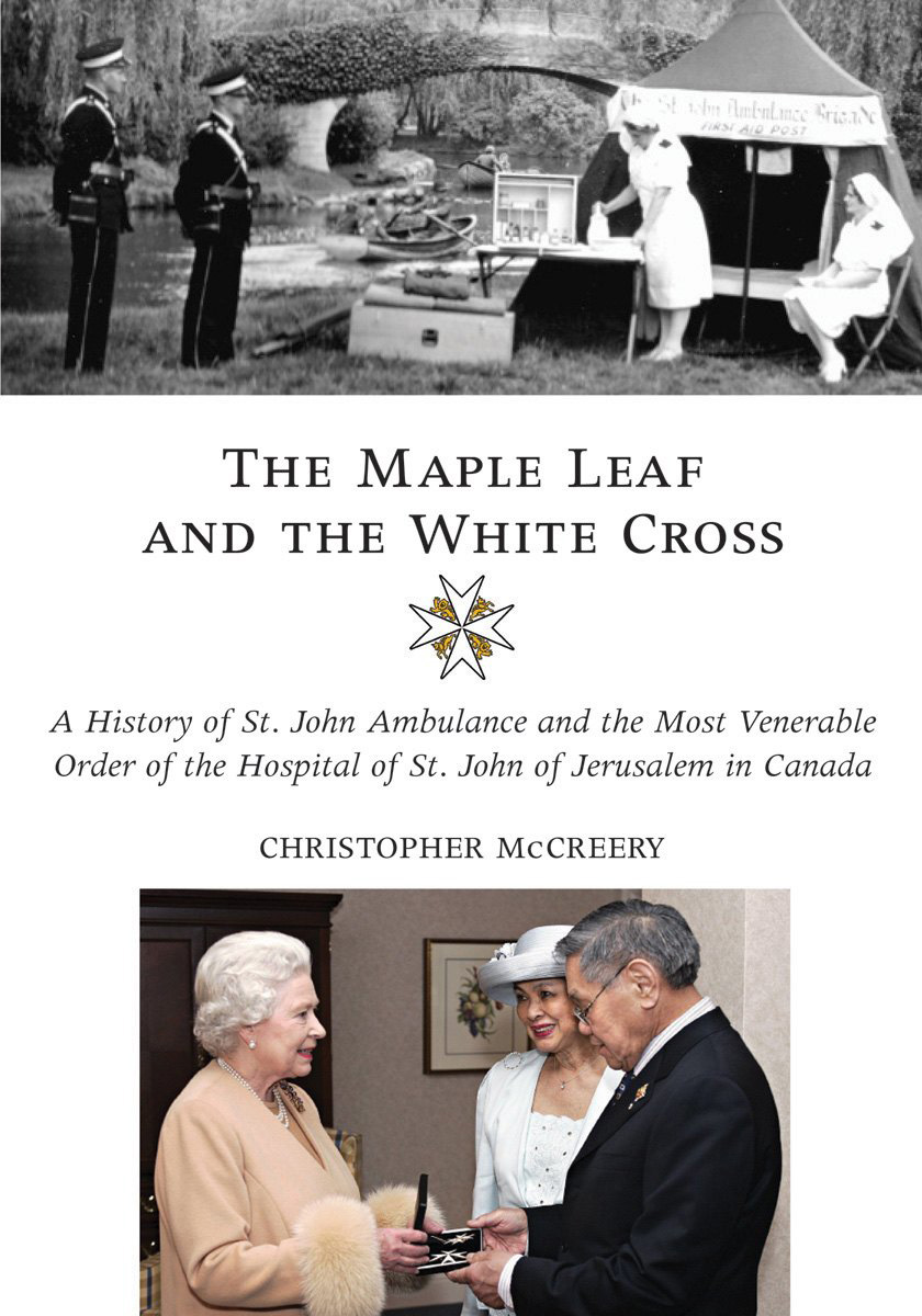 The Maple Leaf and the White Cross By: Christopher McCreery