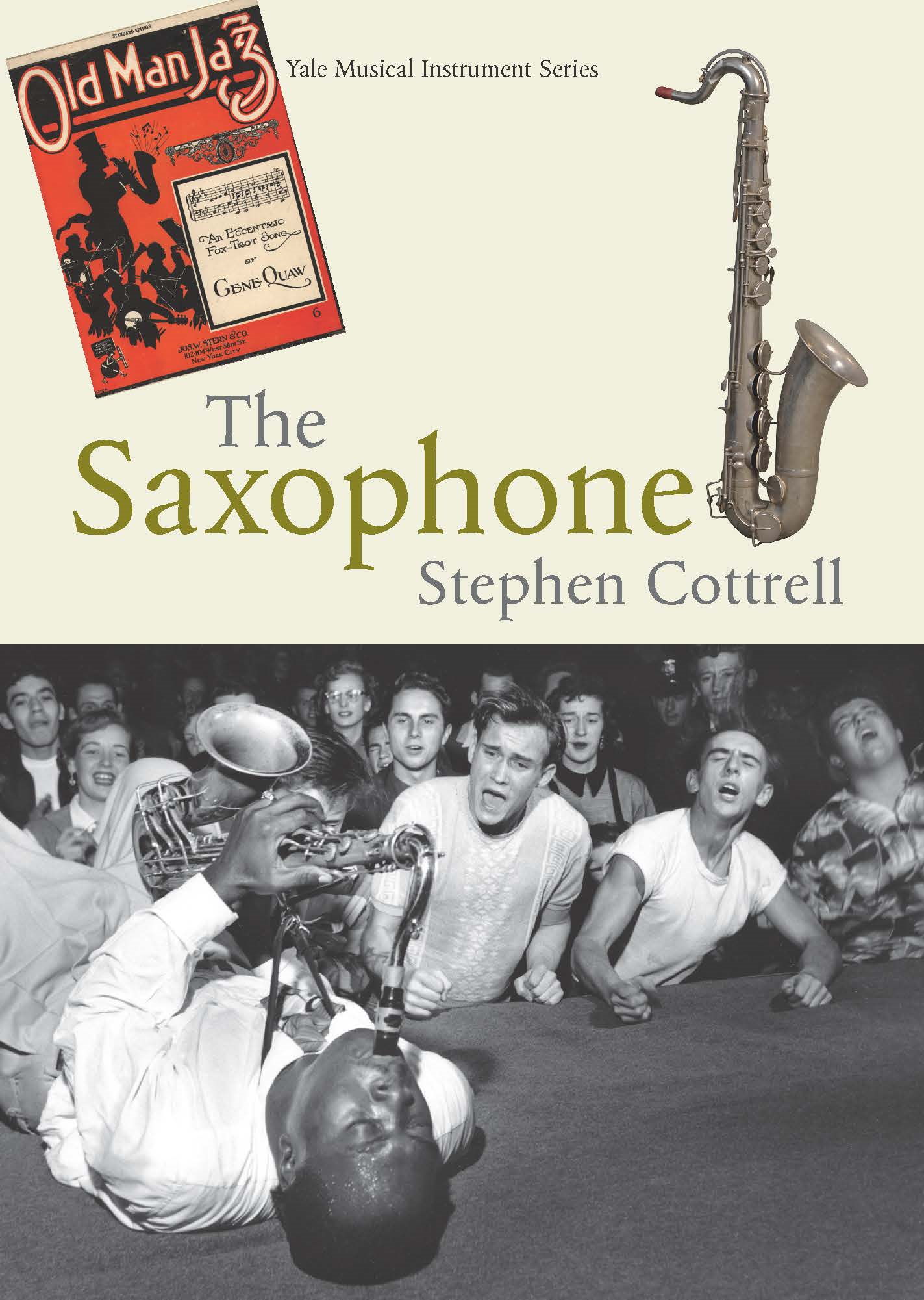 Book Cover: The Saxophone