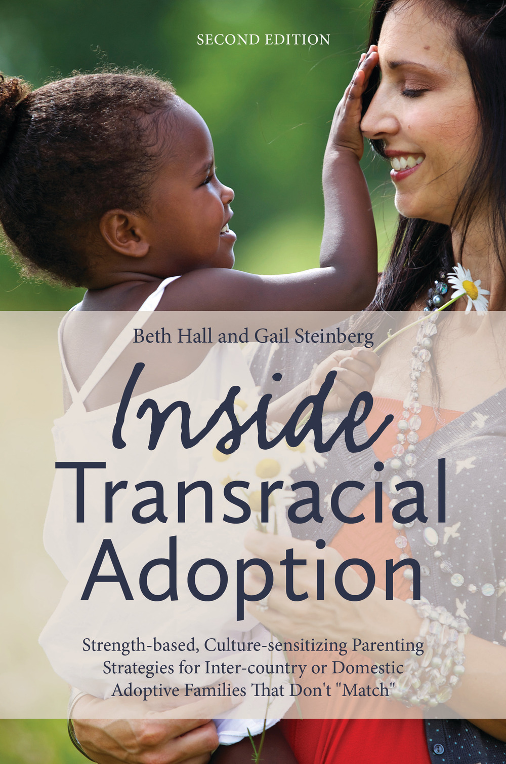 "Inside Transracial Adoption Strength-based,  Culture-sensitizing Parenting Strategies for Inter-country or Domestic Adoptive Families That Don't ""Match"