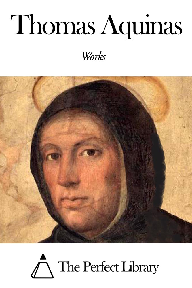 Works of Thomas Aquinas