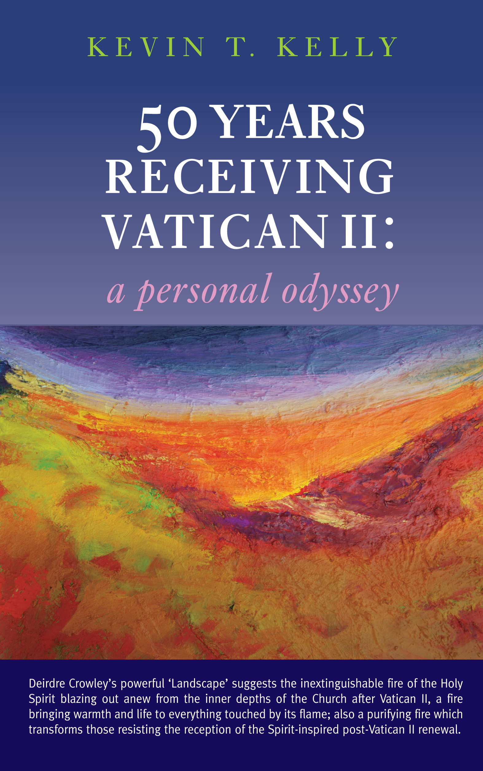 50 Years Receiving  Vatican II: A Personal Odyssey