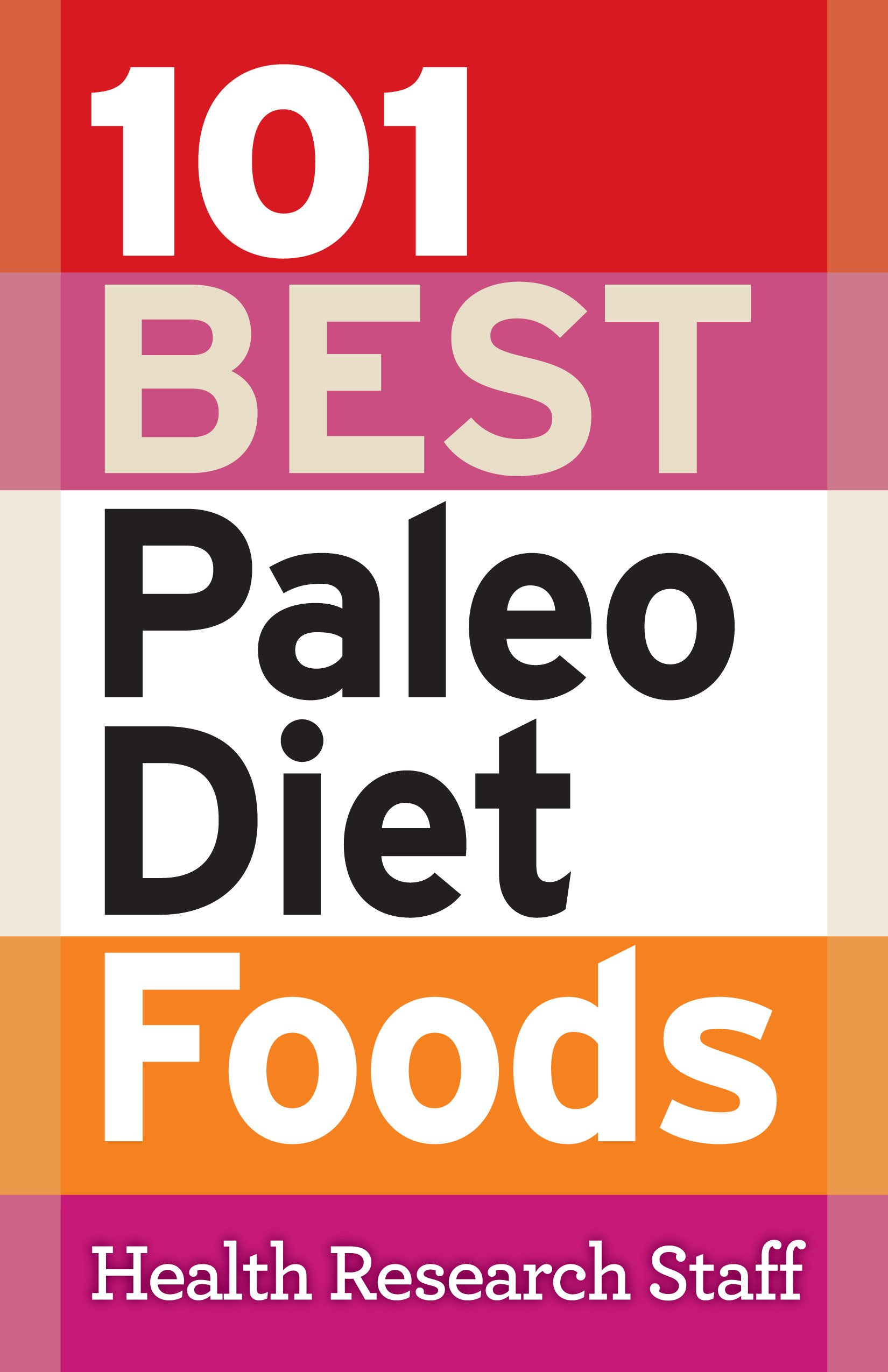 101 Best Paleo Diet Foods By: Health Research Staff