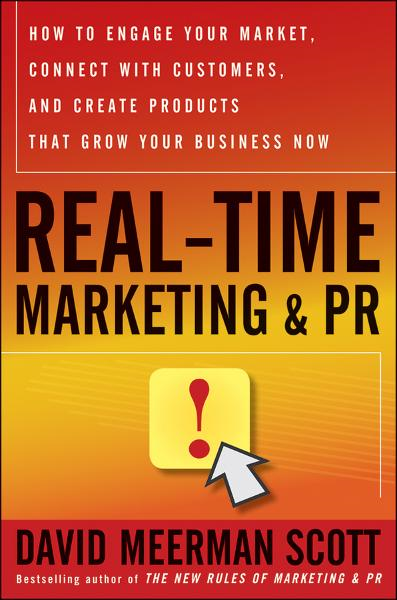 Real-Time Marketing and PR (Free Chapter)