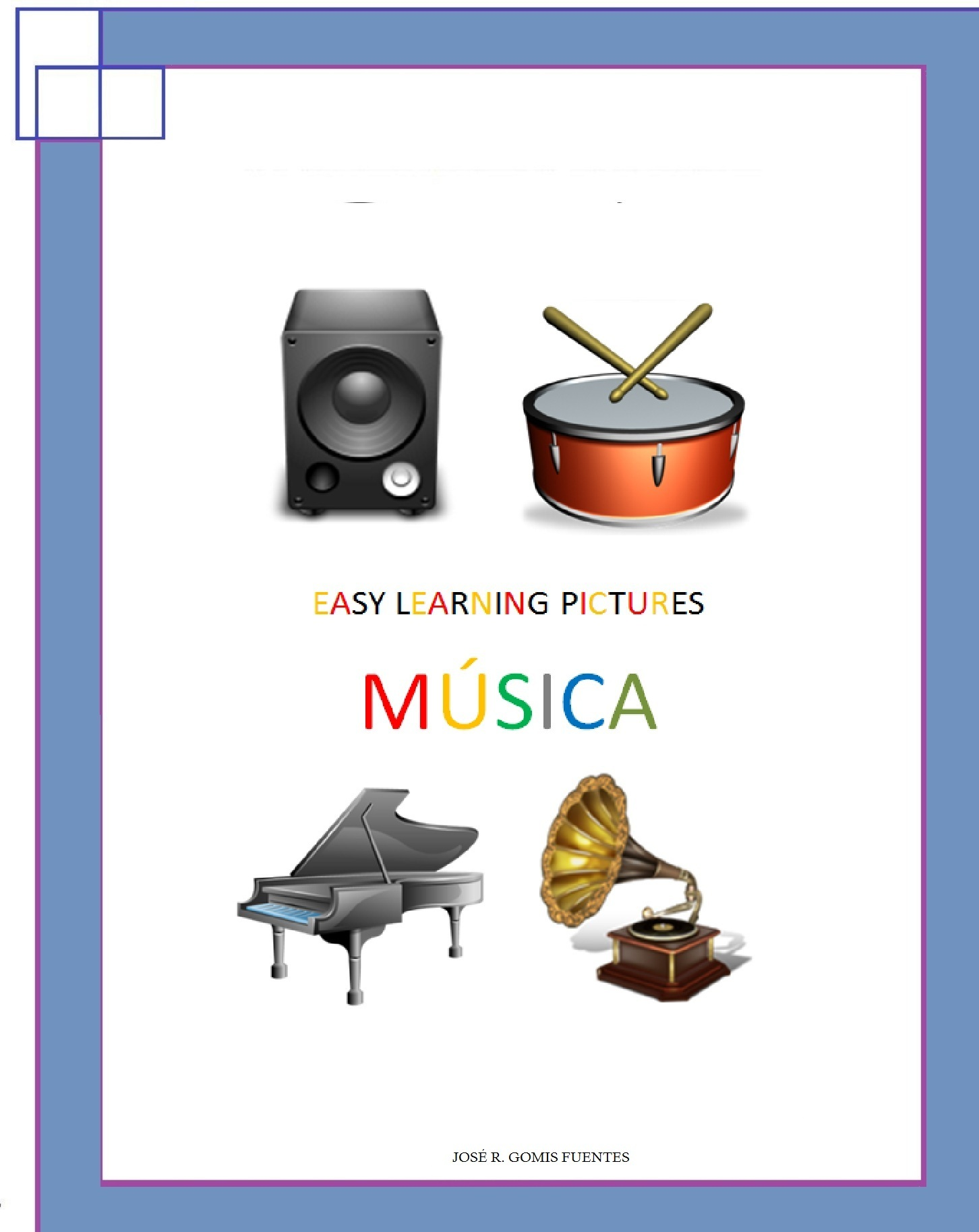 Easy Learning Pictures. Música