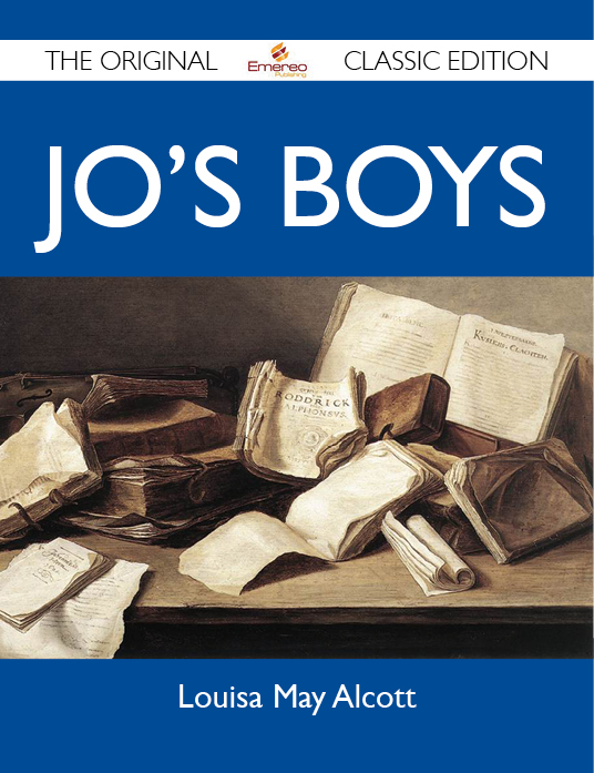 Jo's Boys - The Original Classic Edition