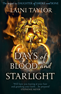 Days Of Blood And Starlight: