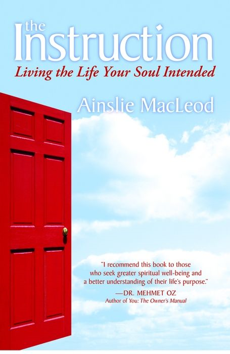 The Instruction By: Ainslie MacLeod