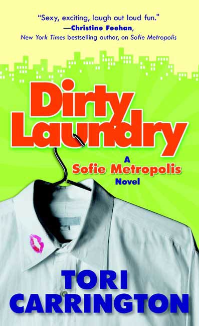 Dirty Laundry By: Tori Carrington