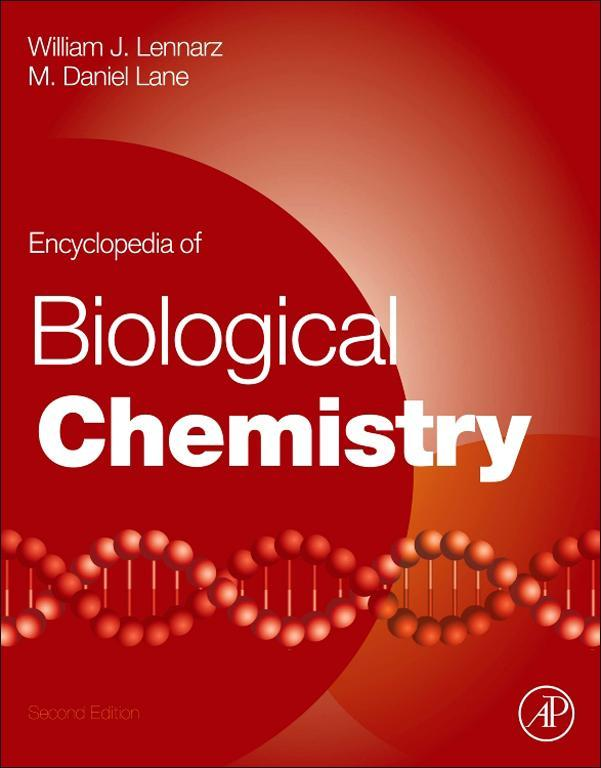 Encyclopedia of Biological Chemistry, e-only