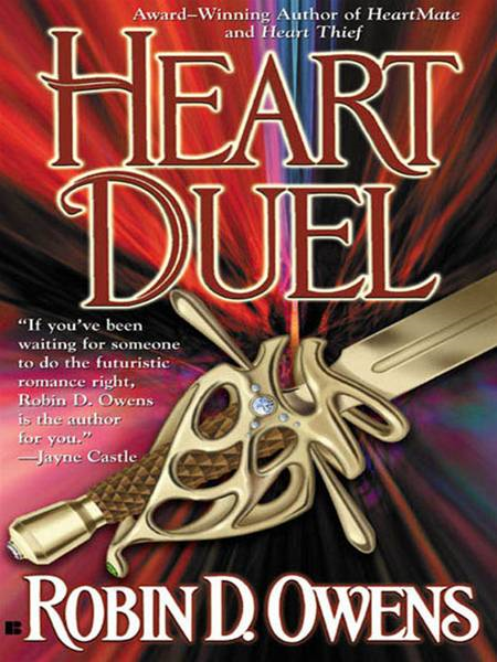 Heart Duel By: Robin D. Owens