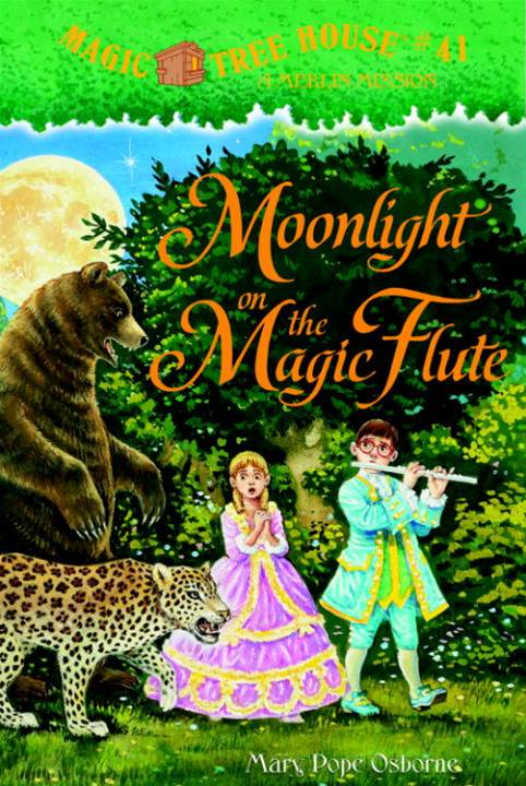 Magic Tree House #41: Moonlight on the Magic Flute