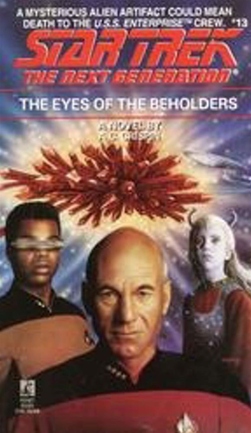 The Eyes of the Beholders By: A.C. Crispin