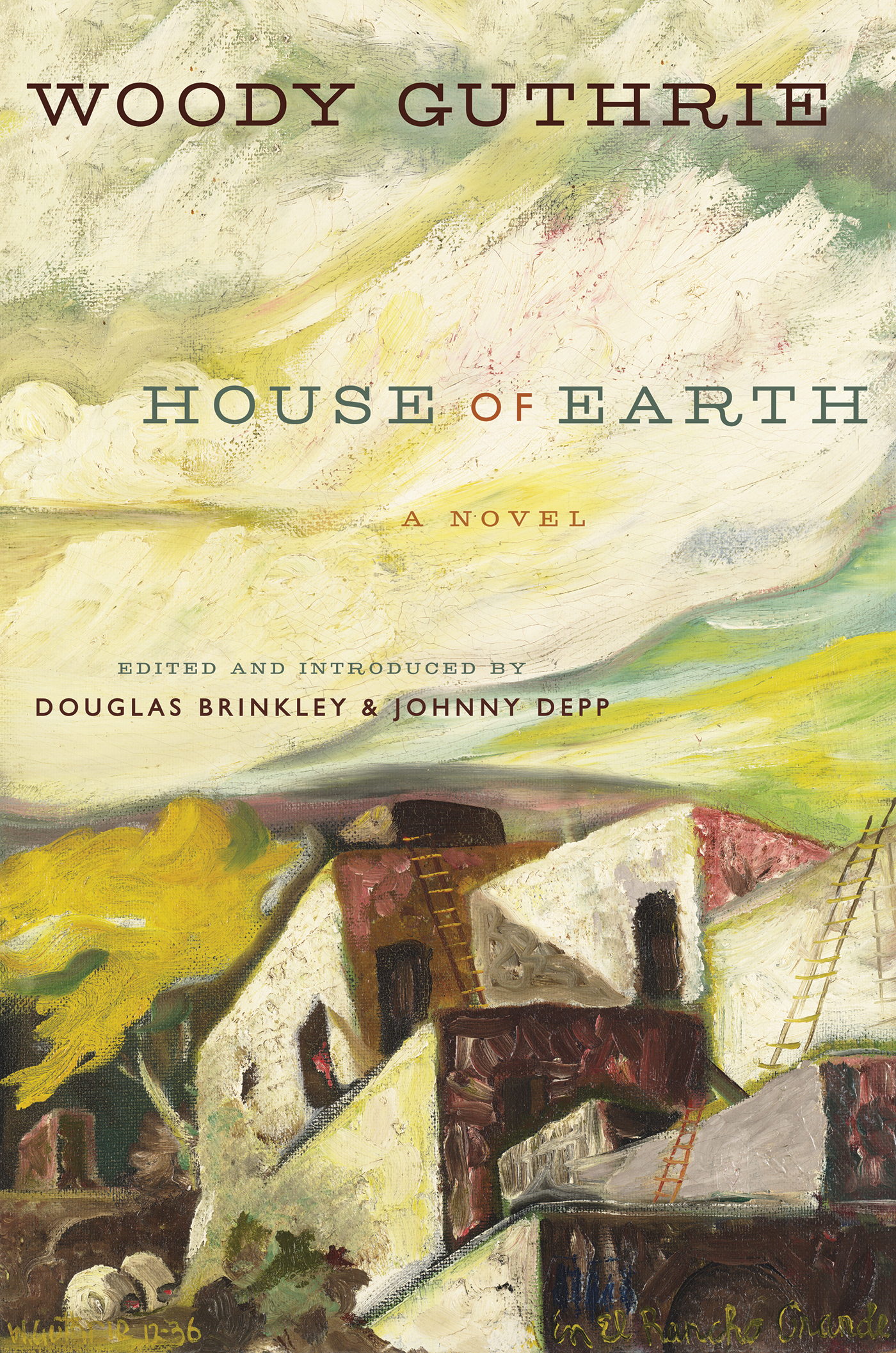 House of Earth By: Woody Guthrie