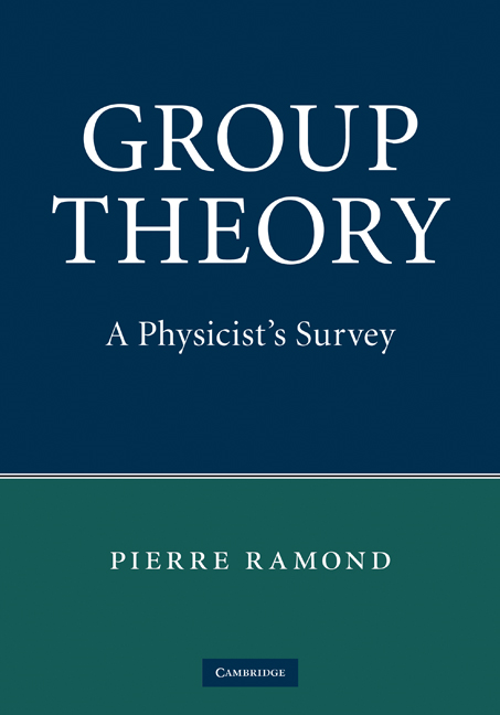 Group Theory A Physicist's Survey