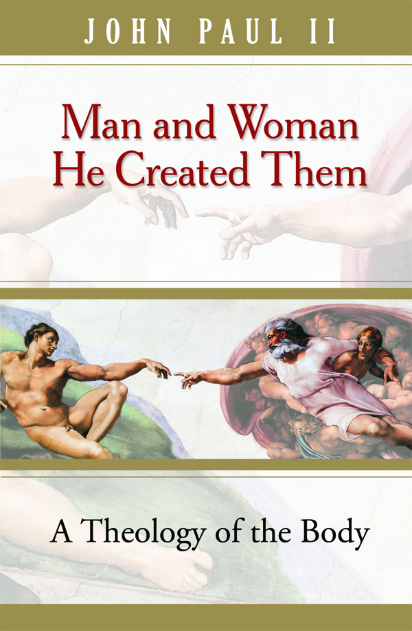 Man and Woman He Created Them By: John Paul