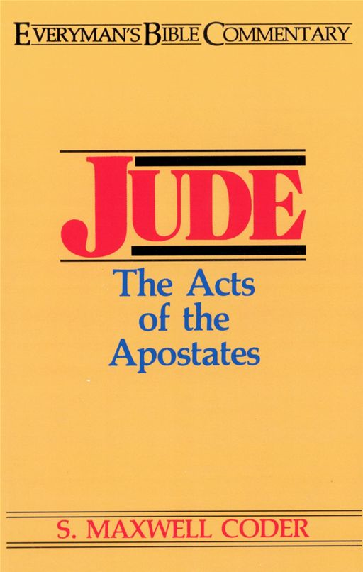 Jude- Everyman's Bible Commentary
