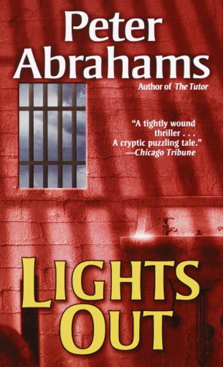 Lights Out By: Peter Abrahams