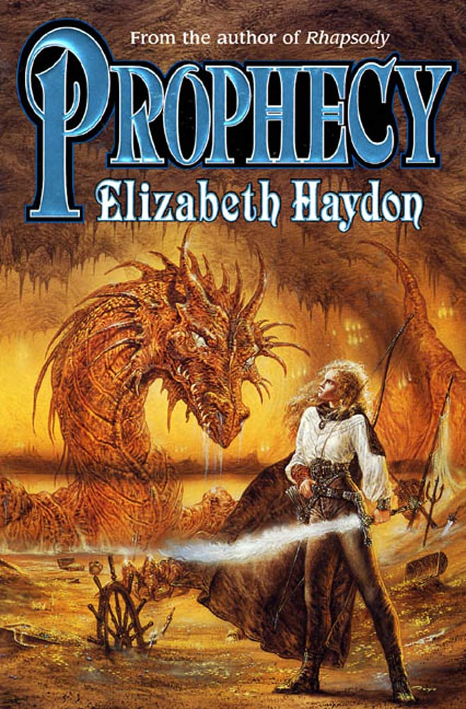 Prophecy By: Elizabeth Haydon