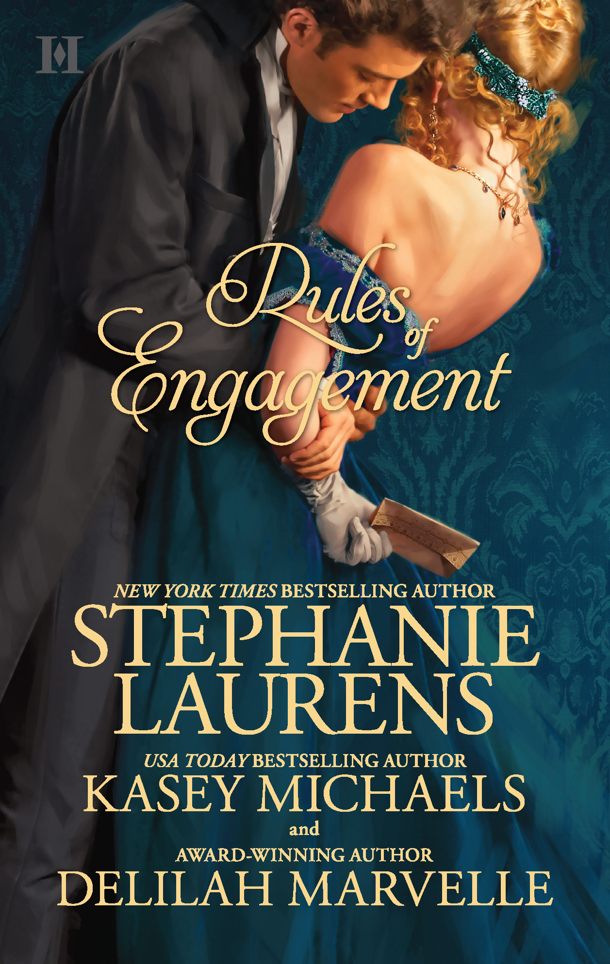 Rules of Engagement: The Reasons for Marriage\The Wedding Party\Unlaced By: Delilah Marvelle,Kasey Michaels,Stephanie Laurens