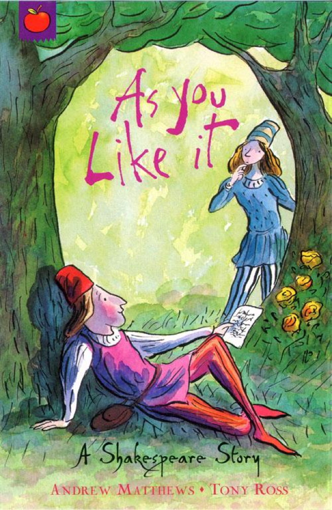 Shakespeare Shorts: As You Like It