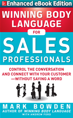 Sales selling ebooks ebk winning body language sales professi mark bowden electronic book text 2724 buy ebook fandeluxe Image collections