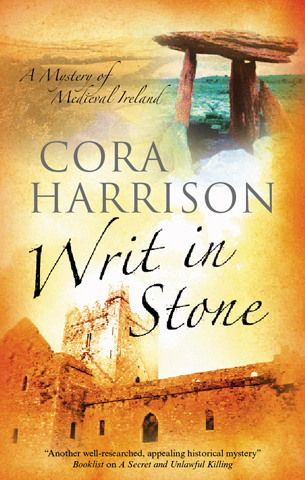 Writ in Stone By: Cora Harrison