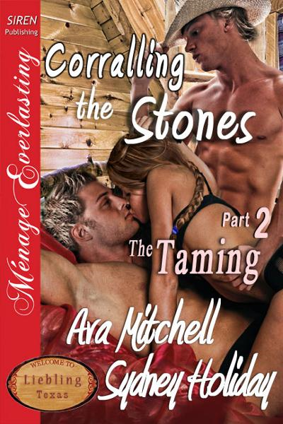 Corralling the Stones, Part 2: The Taming  By: Ava Mitchell