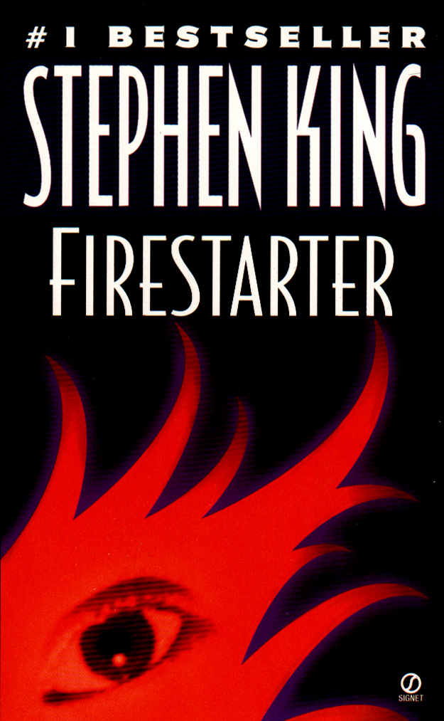 Firestarter By: Stephen King