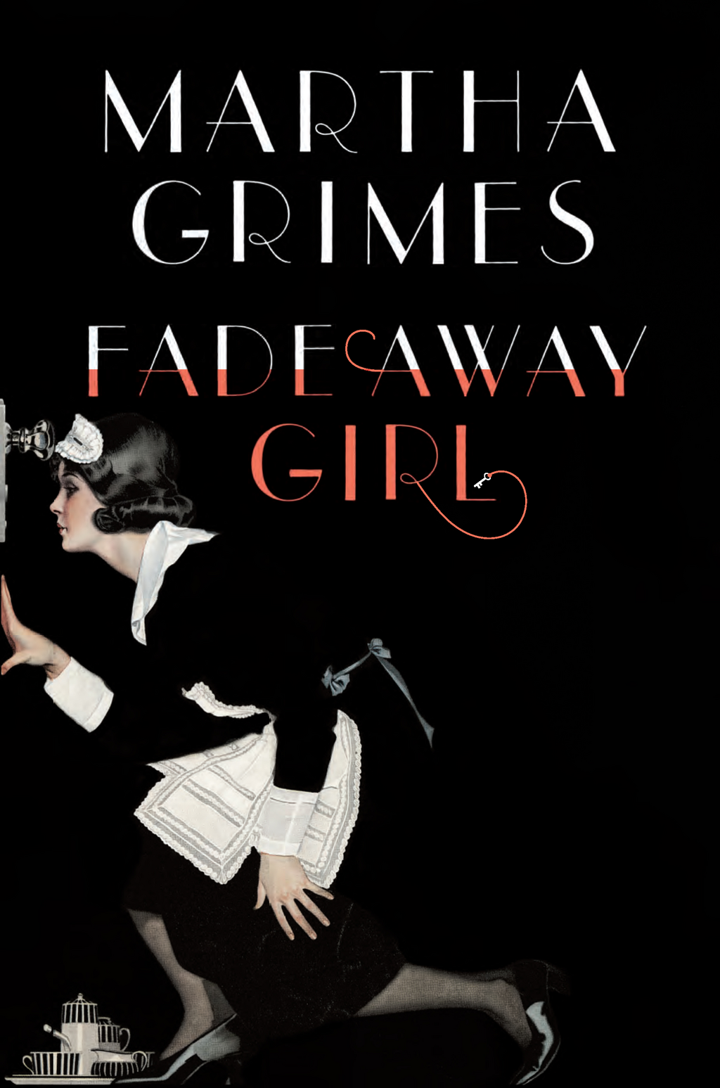 Fadeaway Girl By: Martha Grimes
