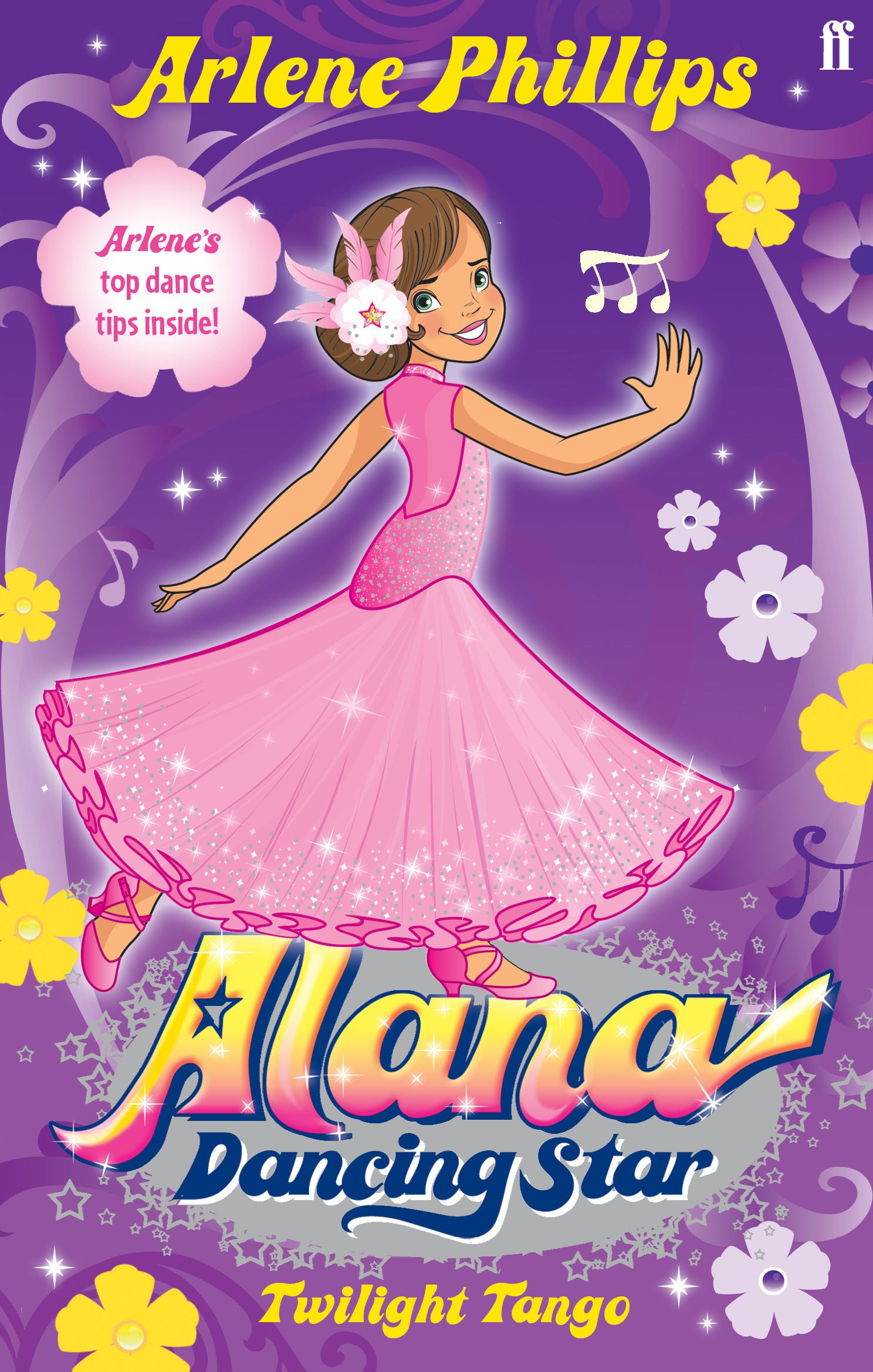 Alana Dancing Star: Twilight Tango