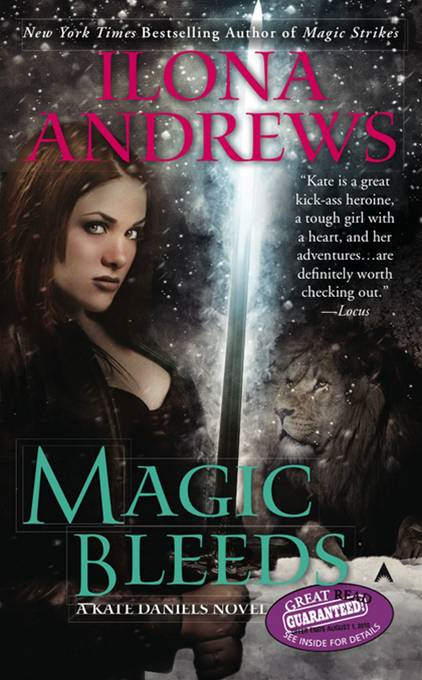 Magic Bleeds By: Ilona Andrews
