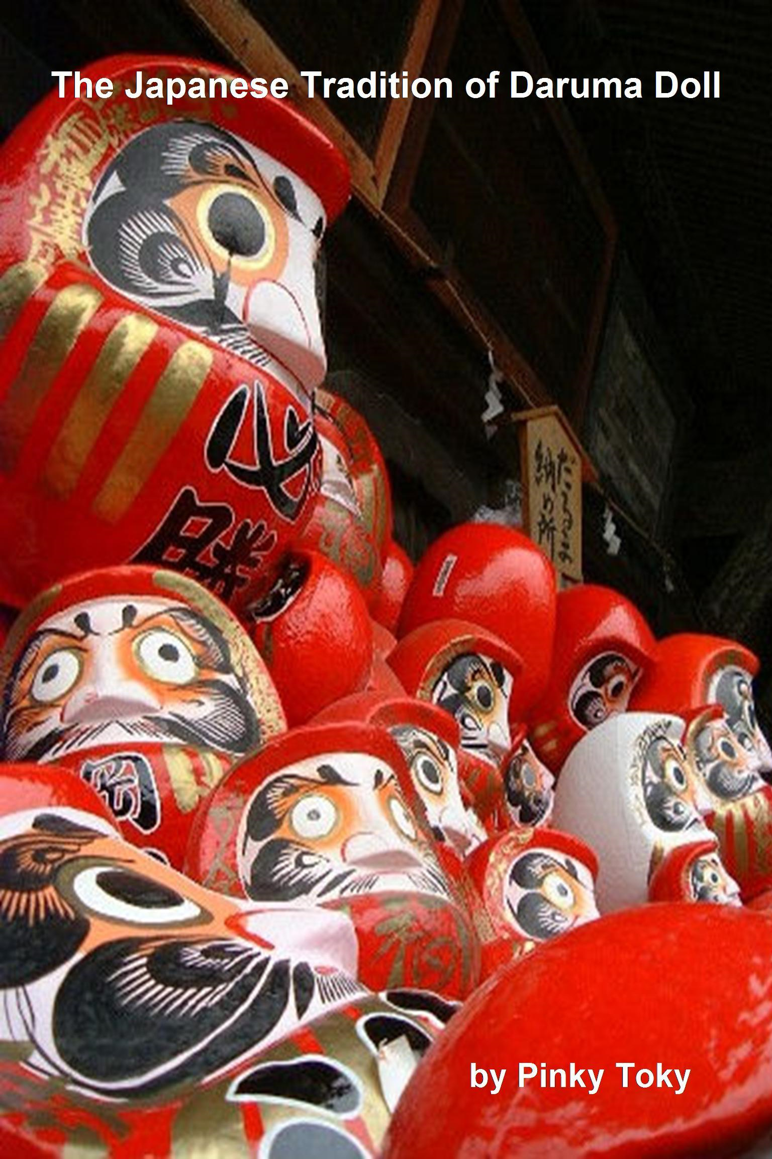 The Japanese Tradition of Daruma Doll