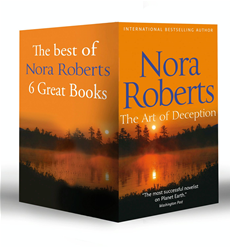 Best of Nora Roberts Books 1-6 (Mills & Boon e-Book Collections)