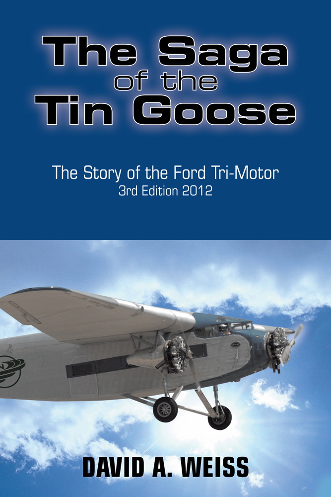 The Saga of the Tin Goose
