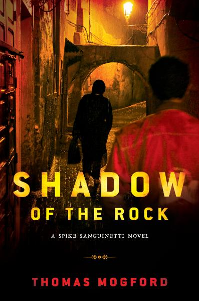 Shadow of the Rock By: Thomas Mogford
