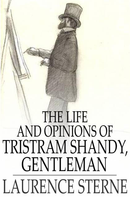Cover Image: The Life And Opinions Of Tristram Shandy Gentleman: Volumes I - IV