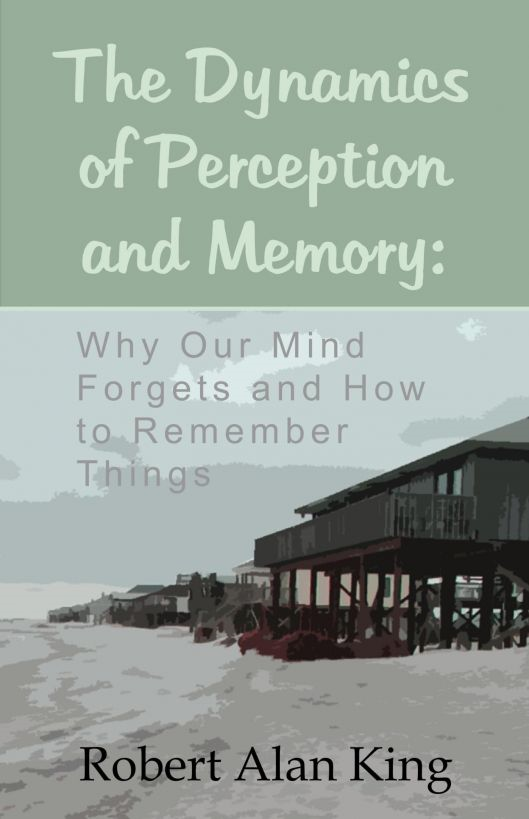 The Dynamics of Perception and Memory: Why Our Mind Forgets and How to Remember Things