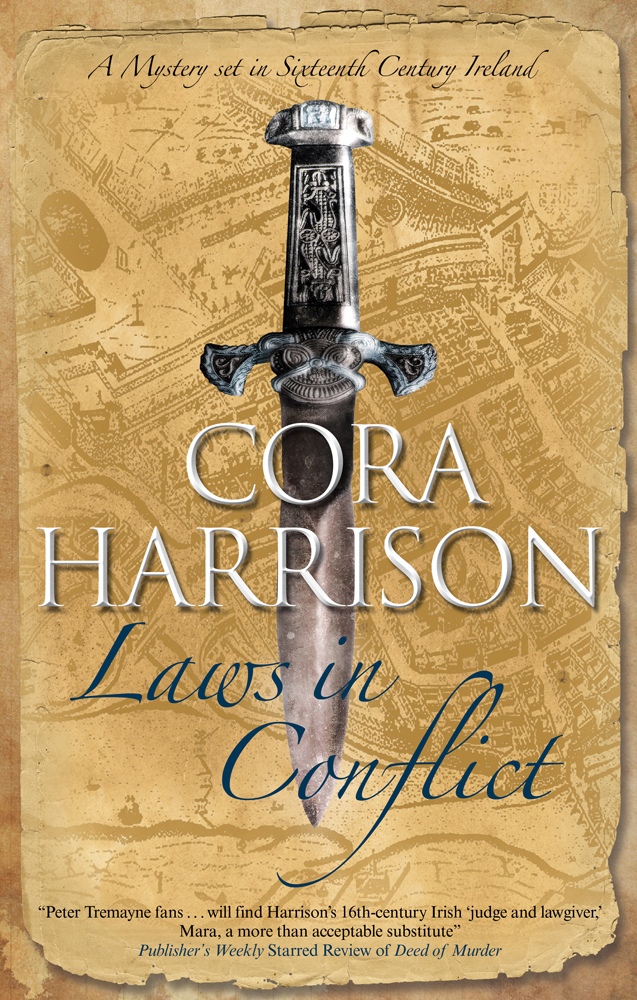 Laws in Conflict By: Cora Harrison