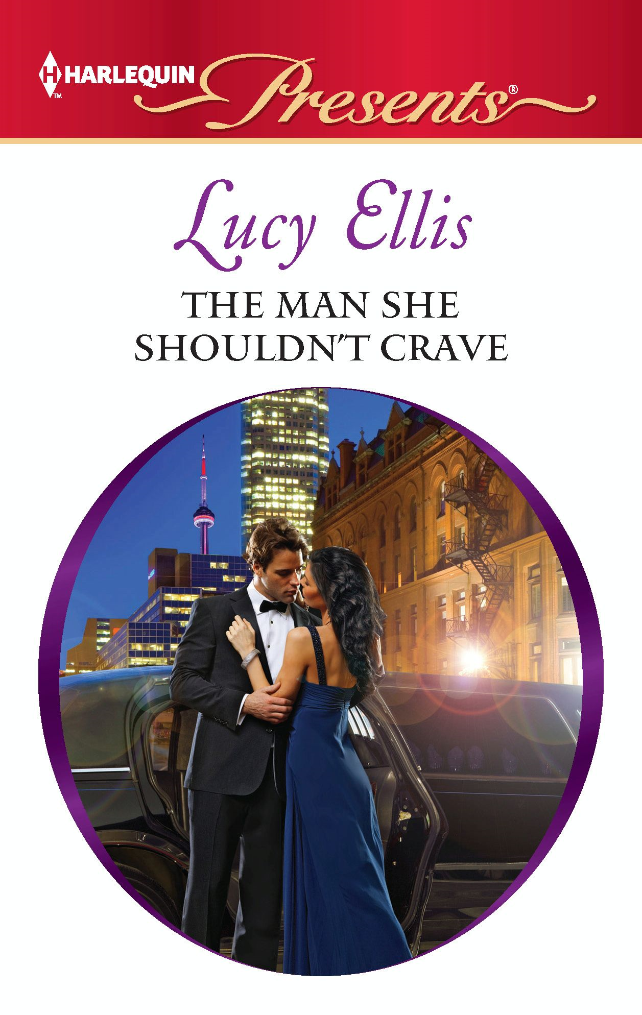 The Man She Shouldn't Crave By: Lucy Ellis