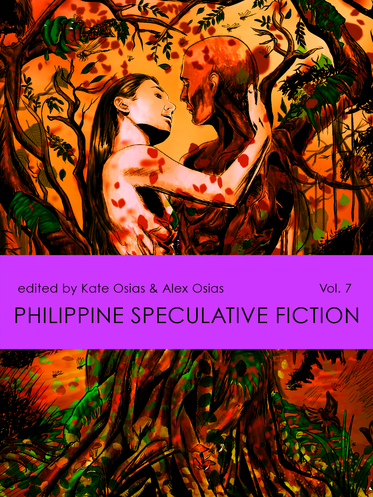 Philippine Speculative Fiction Vol. 7 By: