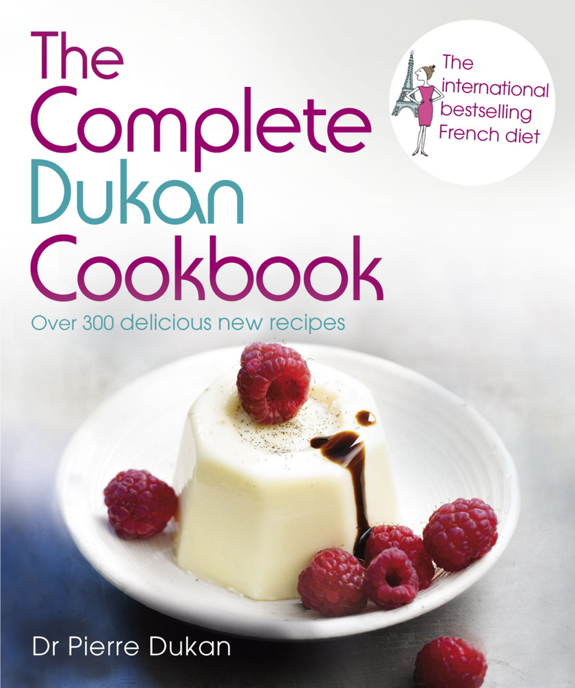 Picture of The Complete Dukan Cookbook