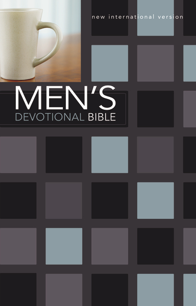 NIV Men's Devotional Bible By: Zondervan
