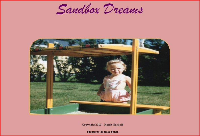 Sandbox Dreams