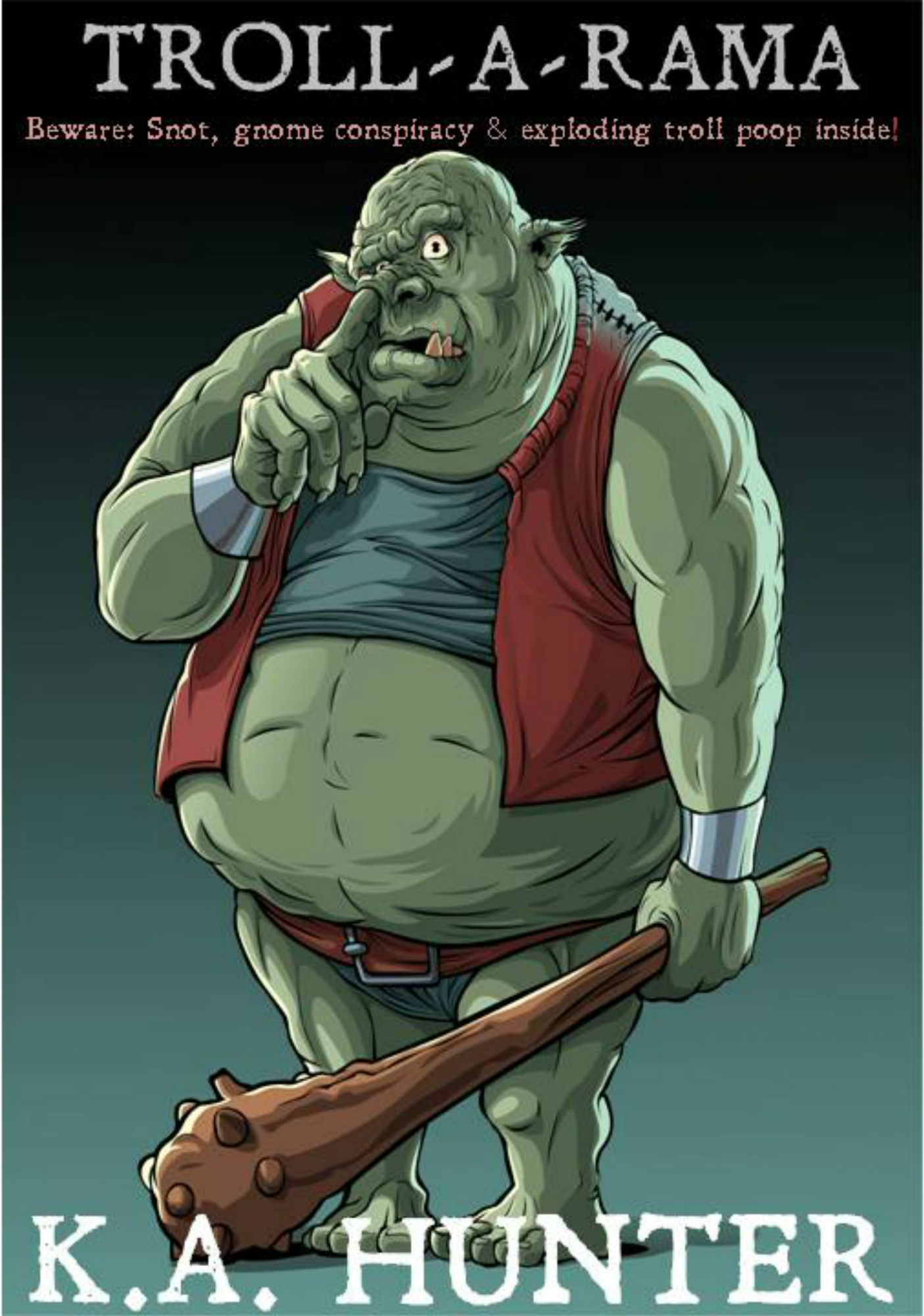 Orc or troll for hunter nudes gallery