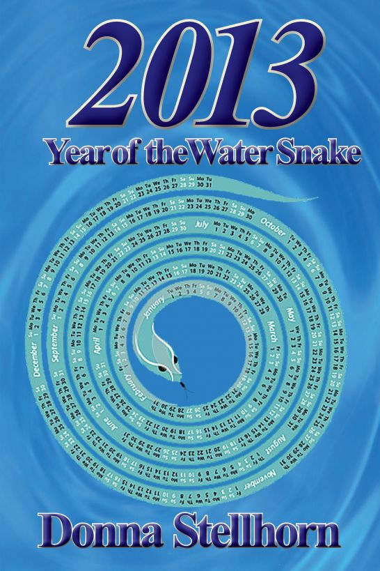 2013: Year Of The Water Snake